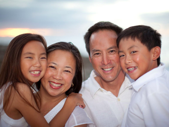 American Expat Family